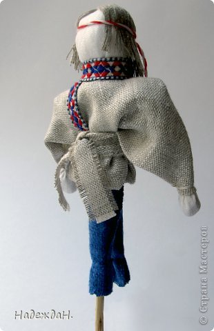 Приглашаю полюбоваться куклами которые у меня получились. Мне самой и удивительно и радостно. И они действительно волшебные. Может они не совсем по правилам, но хорошим настроением и и пожеланиями наполнены в полной мере. фото 9