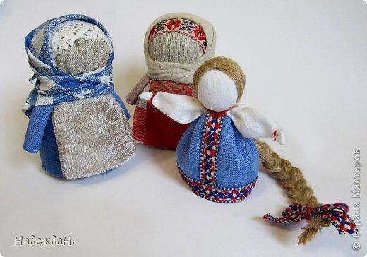 Приглашаю полюбоваться куклами которые у меня получились. Мне самой и удивительно и радостно. И они действительно волшебные. Может они не совсем по правилам, но хорошим настроением и и пожеланиями наполнены в полной мере. фото 5