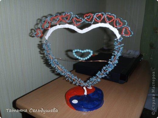 Моя первая валентинка с любовью подруге) фото 6
