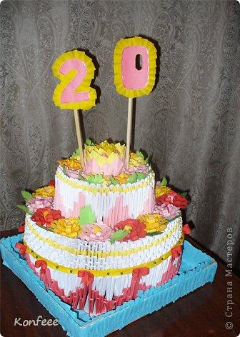 Как делать торт я нашла на другом сайте http://rykami.at.ua/blog/2011-09-08-10 с подробным пошаговым описанием  фото 1