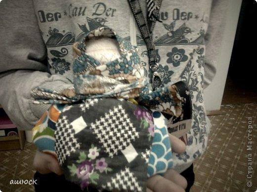 Вот таких кукол смастерили сегодня мои девочки! =) фото 5