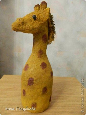 Так захотелось порадовать себя любимую, вот решила подарить себе жирафика фото 2