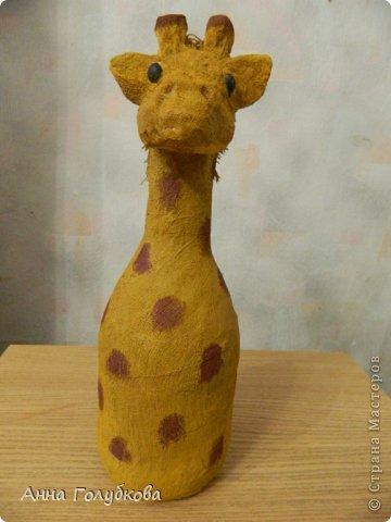 Так захотелось порадовать себя любимую, вот решила подарить себе жирафика фото 1