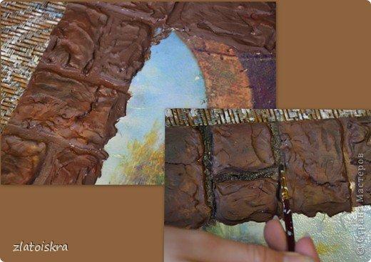 Картина панно рисунок Мастер-класс День рождения Декупаж МК панно Погребок  фото 22