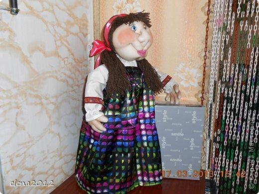 здравствуйте еще кукла она по едет в Москву рост 65 см фото 2