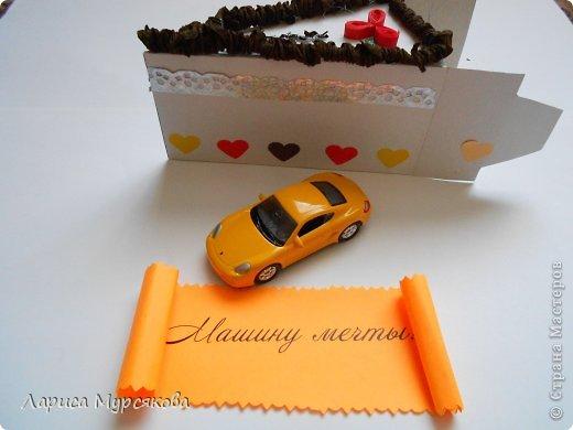 """Доброе время суток, жители любимой страны! Вот я с очередным творением. Сестру младшую на День рождения  захотелось удивить, и """"приготовила"""" тортик, для начинки использовав приятные мелочи. Сестра осталась довольна. Подобный тортик увидела давно, только все повода не было для воплощения. http://moerukodelie.blogspot.ru/2012/03/blog-post_26.html     http://www.artfrank.ru/recipes/323-отсюда скачала шаблон для распечатки кусочков. фото 6"""