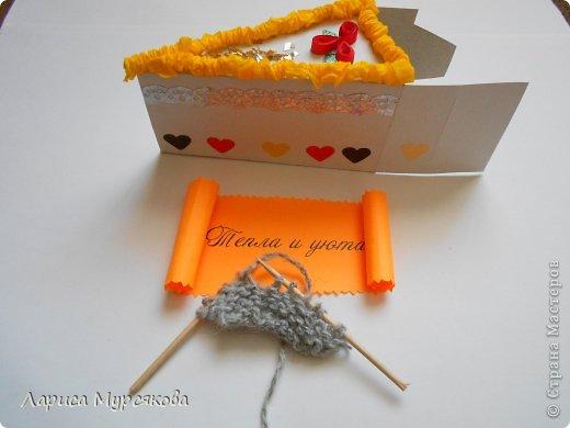 """Доброе время суток, жители любимой страны! Вот я с очередным творением. Сестру младшую на День рождения  захотелось удивить, и """"приготовила"""" тортик, для начинки использовав приятные мелочи. Сестра осталась довольна. Подобный тортик увидела давно, только все повода не было для воплощения. http://moerukodelie.blogspot.ru/2012/03/blog-post_26.html     http://www.artfrank.ru/recipes/323-отсюда скачала шаблон для распечатки кусочков. фото 8"""
