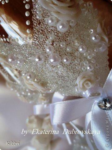 """Свадебный набор """"Ноктюрн"""" . Что-то я """"подсела"""" на шевелящиеся веточки, нравятся они мне очень.... фото 10"""
