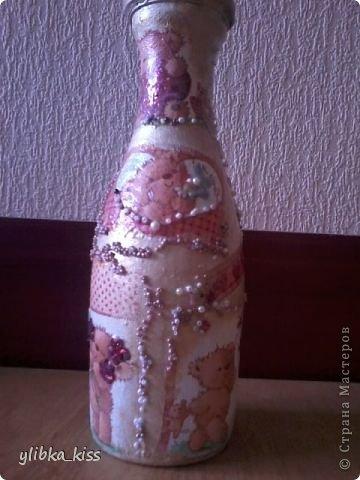 Бутылочки ... фото 3