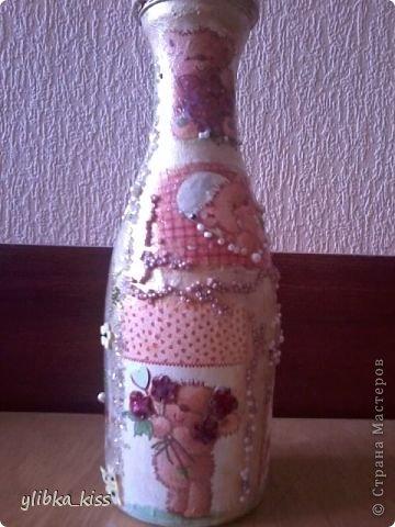 Бутылочки ... фото 4