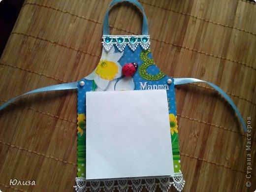 Всем здравствуйте). Решила поделиться своими подарочками на 8 марта.Блоки-фартуки на холодильник. Вдохновили работы Светланы https://stranamasterov.ru/node/328063?c=favorite Спасибо автору))) фото 4