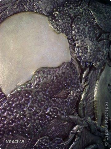 Доброго всем времени суток. Очередная ключница, работа выполнена из холодного фарфора. Спасибо за идею Olena777. Сам сюжет позаимствовала у неё. фото 7