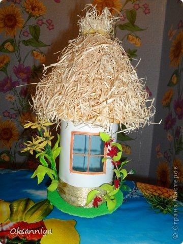 Сделала вот такой домик на подарок!)))Не много по пропорциям конечно не совпадает!!)))))
