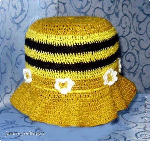 Из остатков ниток связала для внучки комплект кофточка со шляпкой и кофточку фото 5