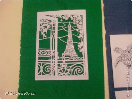 окно в Париж. большой формат. повторюшка  http://stranamasterov.ru/node/431851 фото 1