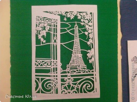 окно в Париж. большой формат. повторюшка  http://stranamasterov.ru/node/431851 фото 2