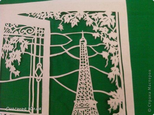 окно в Париж. большой формат. повторюшка  http://stranamasterov.ru/node/431851 фото 3