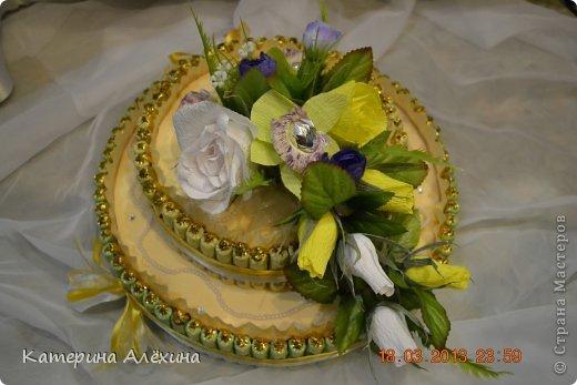Такой тортик получился! фото 3