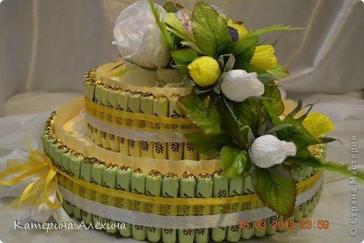 Такой тортик получился! фото 1
