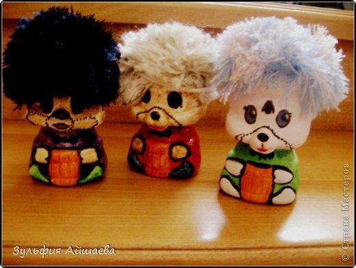Фигурки из гипса. фото 13