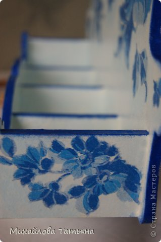 Давно мечтаю сделать чайный домик, да все как-то не получается. А тут наткнулась на такую чудесную подставку для чайных пакетиков! И вот результат! фото 3