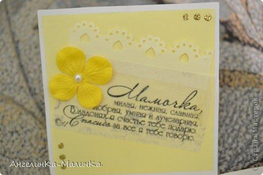 Так совпало что у моих родителей день рождения в марте. Поэтому я сегодня к вам с magic box для мамы и открыточкой для папы. фото 7