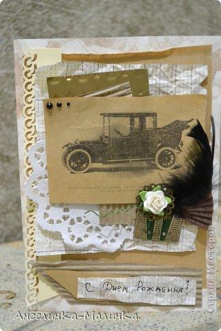 Так совпало что у моих родителей день рождения в марте. Поэтому я сегодня к вам с magic box для мамы и открыточкой для папы. фото 11
