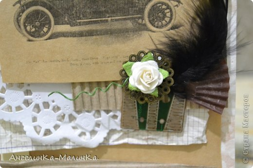 Так совпало что у моих родителей день рождения в марте. Поэтому я сегодня к вам с magic box для мамы и открыточкой для папы. фото 13