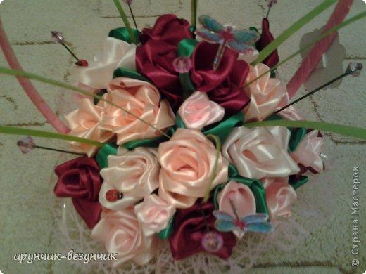 Мои первые розы. пока не очень дружу с техникой скручивания. но уверена-у меня все получится!