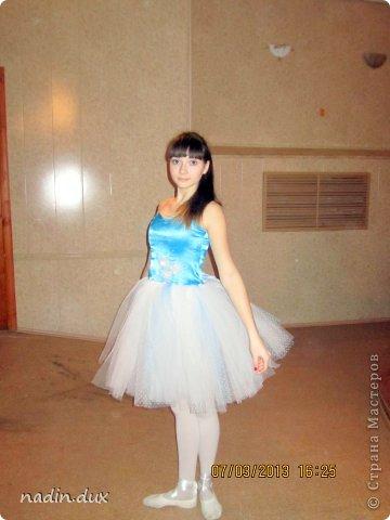 Этот костюм был сделан  для сольного танца . фото 1