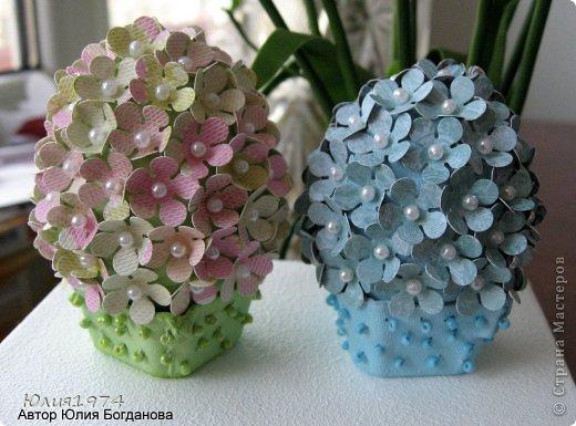Так уже хочется тепла и цветов, что приходится делать самой, а заодно готовиться к Пасхе! Нарцисы и мускари одни из первых весенних цветов, очень их люблю и конечно, красивые пасхальные яйца станут украшением стола. фото 10