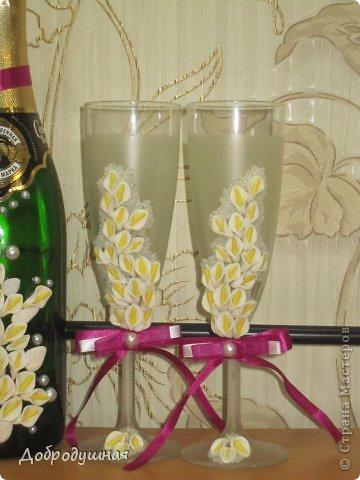 """немного """"дикое"""" сочетание цветов =))) но смотрится вроде гармонично =)))))))  фото 3"""