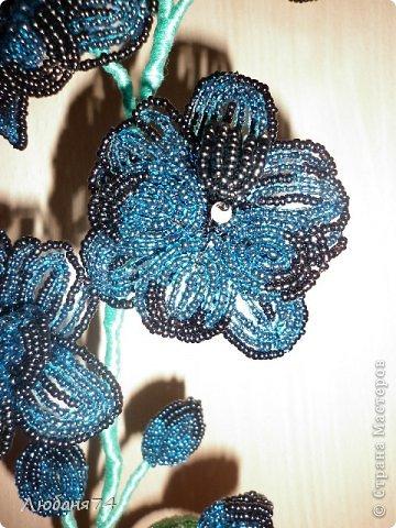 Добрый день, Всем Мастерицам нашей замечательной Страны!!! Долго я собиралась сделать Орхидею,спасибо Елене Балбекиной, она меня с подвигла на это. Говорила,как хочется ей иметь Черную орхидею. фото 1