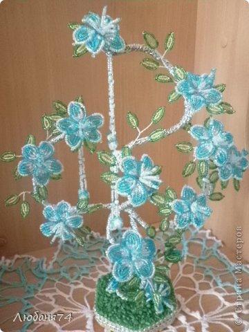 Добрый день, Всем Мастерицам нашей замечательной Страны!!! Долго я собиралась сделать Орхидею,спасибо Елене Балбекиной, она меня с подвигла на это. Говорила,как хочется ей иметь Черную орхидею. фото 6