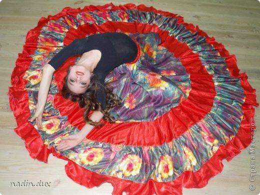 Этот костюм был сделан  для сольного танца . фото 2