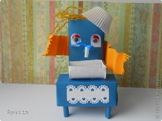 Мойдодыр поделка своими руками для детского сада 11