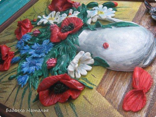 Приветствую всех!Сегодня я с букетом полевых цветов. фото 4