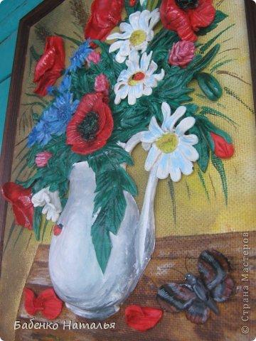 Приветствую всех!Сегодня я с букетом полевых цветов. фото 3
