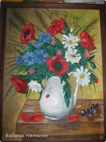 Приветствую всех!Сегодня я с букетом полевых цветов. фото 7