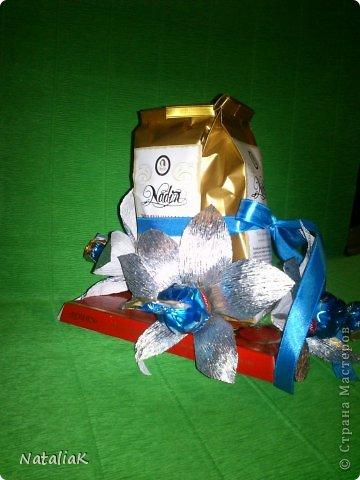 8 марта подарки из конфет фото 5