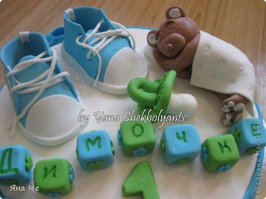 тортик для малыша фото 2