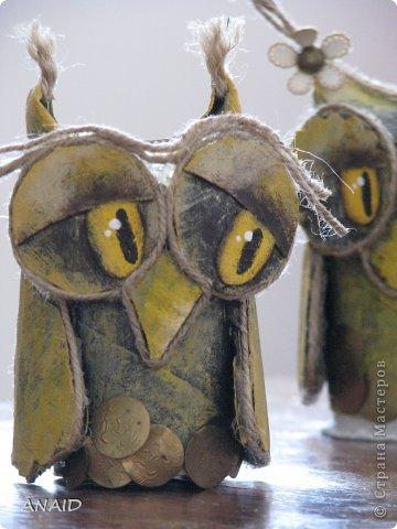 Сова-символ мудрости,оберегает от глупых помыслов и нерациональных денежных вложений. фото 14