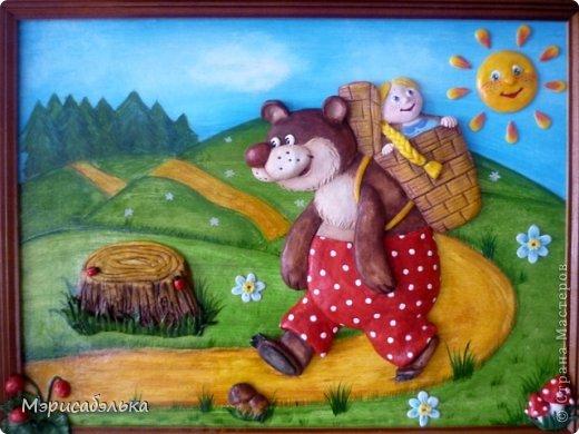 Персонажи русских народных сказок своими руками