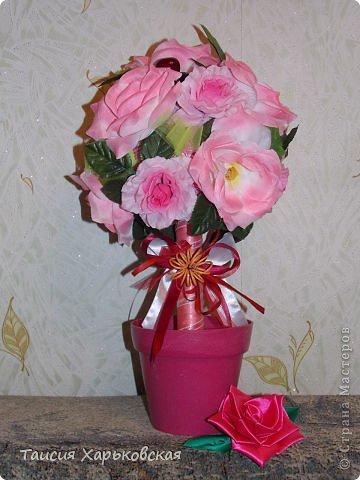 Фото искуственных цветов для дома 89
