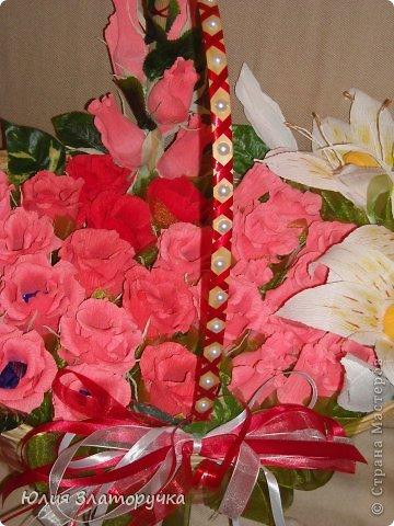 Эту корзину мне заказала одна актриса в благодарность для хорошей женщины. фото 4