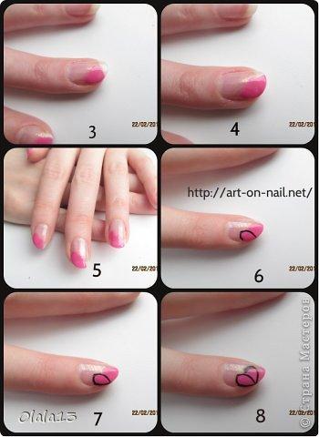 Дизайн ногтей видео формула профи