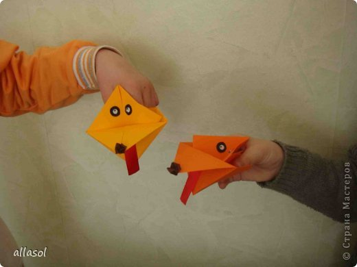 Ничего нового, просто собрала вместе модели для пальчикового театра. Уж очень их любят дети.  фото 27
