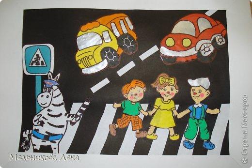 Это работы детей подготовительной к школе группы. Первая работа заняла первое место в городском конкурсе и поехала на областной. фото 2