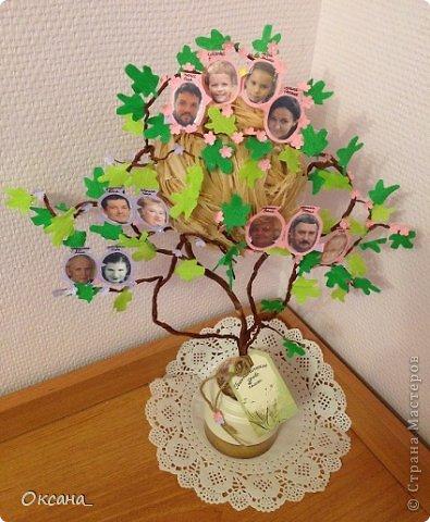 Фото дерево своими руками