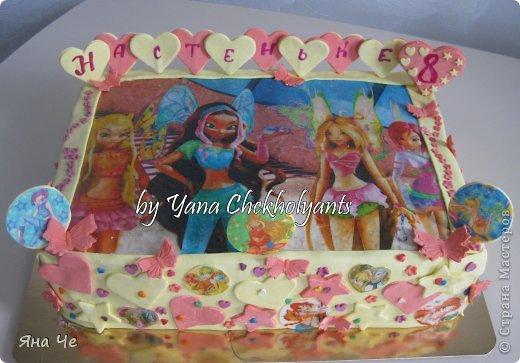 тортик для папы-пенсионера, который строит дачу... фото 6